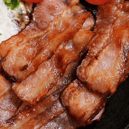 Perfect Vortex Air Fryer Bacon