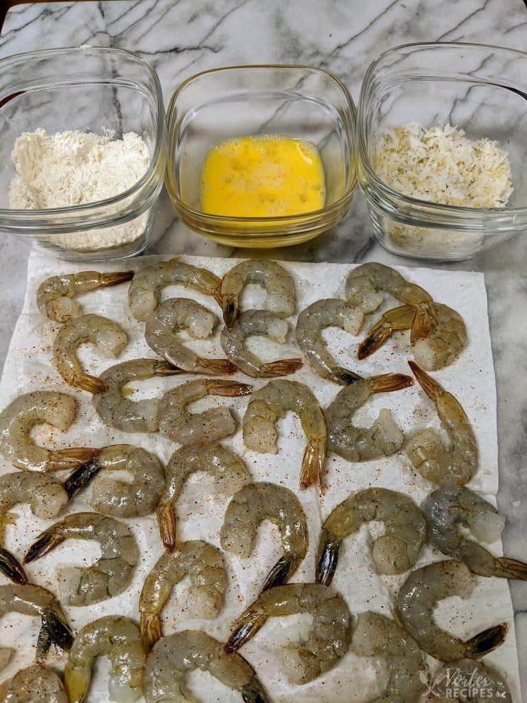 Vortex Air Fryer Coconut Shrimp