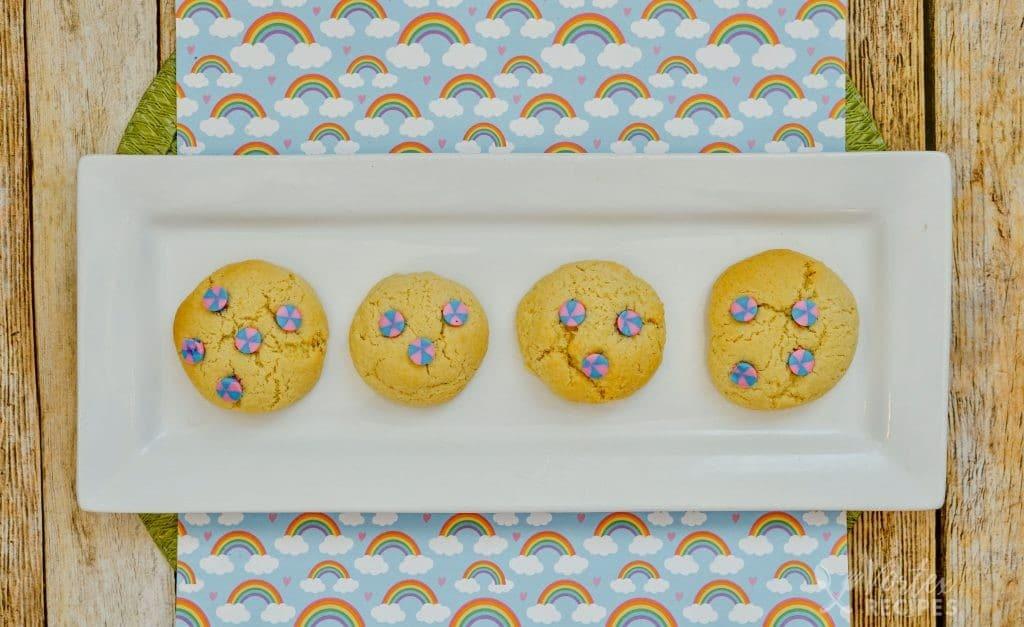 Instant Vortex Air Fryer Unicorn Cookies