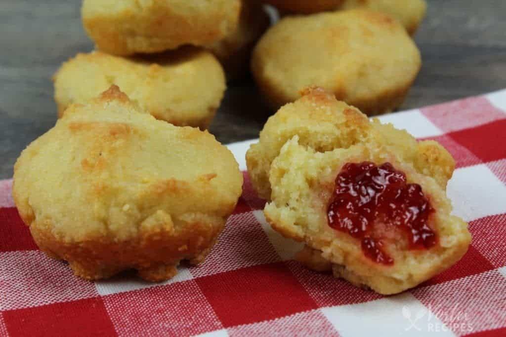 Vortex Air Fryer Low Carb Breakfast Biscuits