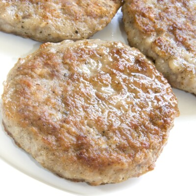 air fryer breakfast sausage