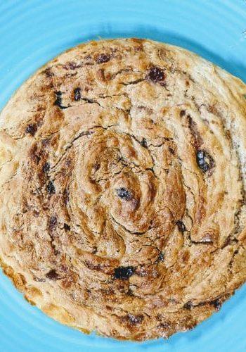 Vortex Air Fryer Peanut Butter Pancake Bake